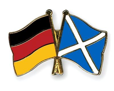 Deutschland-Schottland